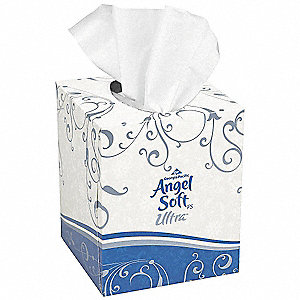 Facial Tissue,Angel Soft psUltra,PK36