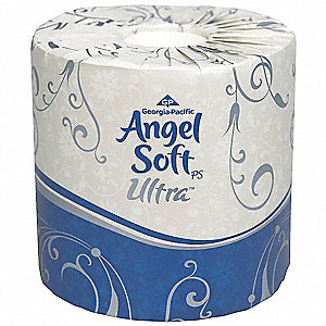 2 Ply Standard Toilet Paper Angel Soft ps Ultra®, 133 ft., 60PK