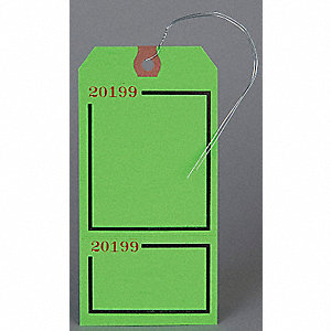 Inspection Tag,Paper,Blank,PK1000