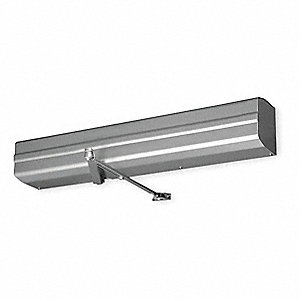 Electric, Heavy Duty, Non-Handed, Aluminum Powered Door Operator