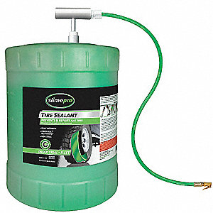 5 gal. Tire Sealant, Pail Container Type