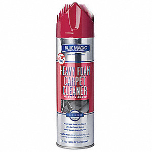 Foam Carpet Cleaner w/Stain Guard,22 oz