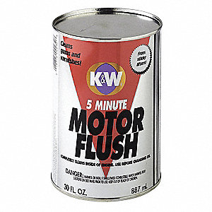 Motor Flush Engine Cleaner,32 Oz,Can