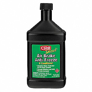 Air Brake Antifreeze/Conditioner,32 oz.
