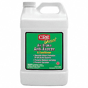 Air Brake Antifreeze/Conditioner,1 gal.