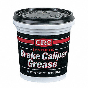 Brake Caliper Synthetic Grease,12 oz
