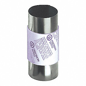 Stainless Steel Shim Stock Roll, 302 Grade, 0.0039 in Thickness, ±0.012mm Thickness Tolerance