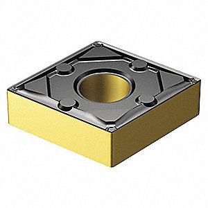 Carbide Turning Insert,CNMG,1/2 in. IC