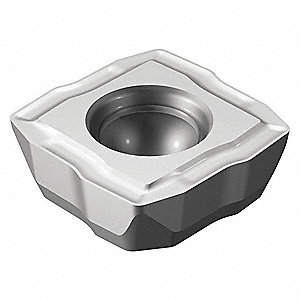 "Indexable Drilling Insert, 880 Series, H13A Grade, 906 Insert, 0.705"" Inscribed Circle"