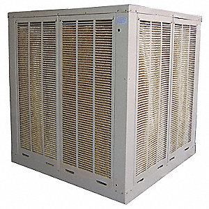 Ducted Evap Cooler,14000 to 21000 cfm