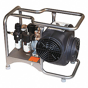 Confined Space Blower, 4 HP