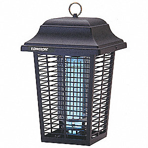 Electronic Fly/Insect Killer,40 W,1 Acre