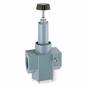 "1-1/2"" General Purpose Air Regulator , 1200 cfm Max. Flow (Regulators)"