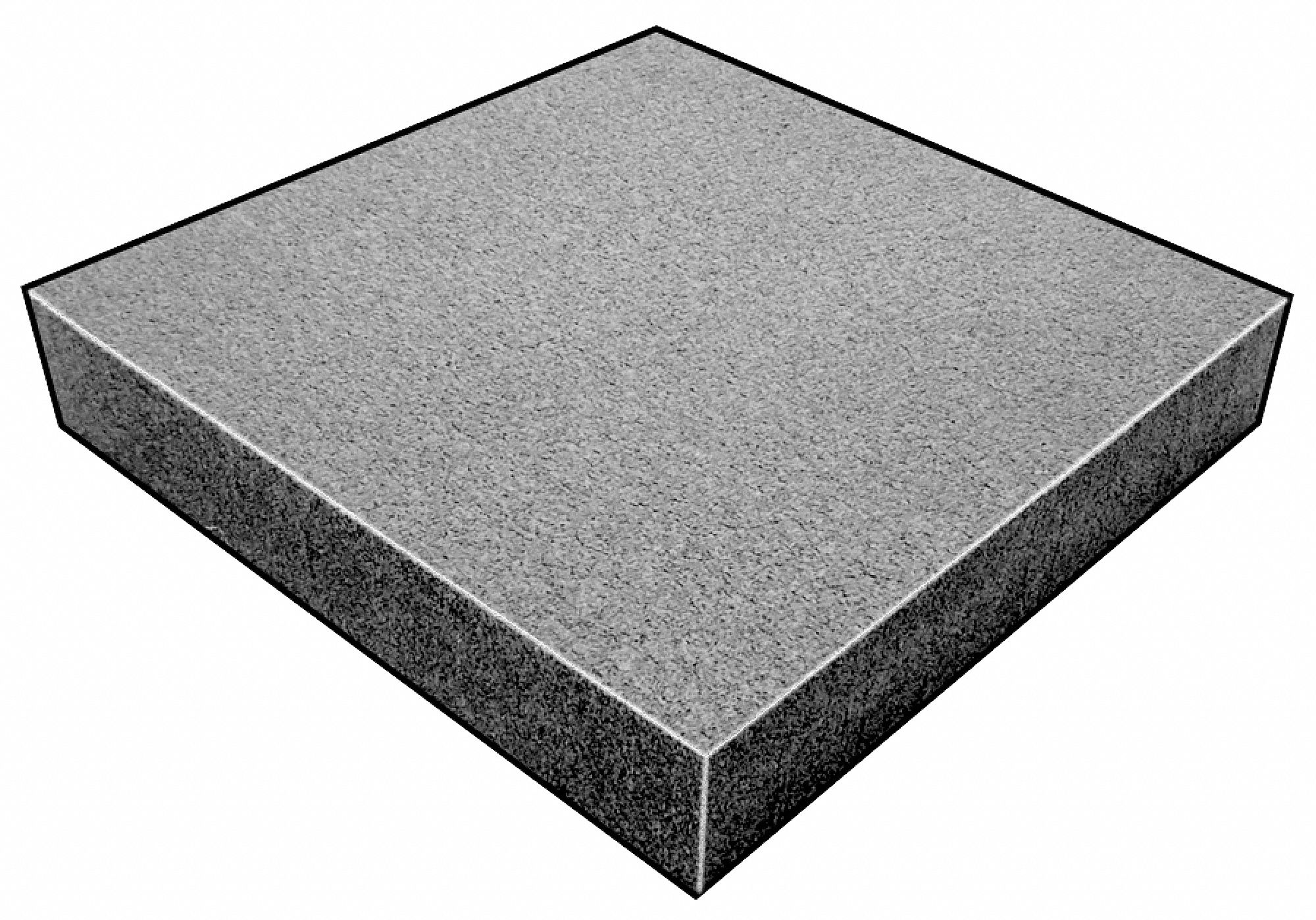 Water-Resistant Closed Cell, Foam Sheet, Polyethylene, 1