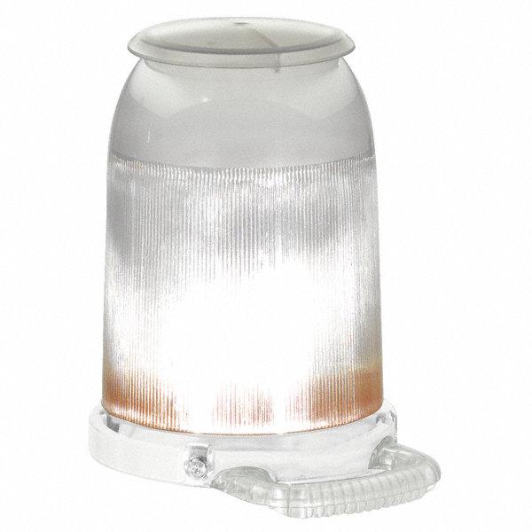 WOBBLE LIGHT Replacement Sr Dome With Cap - 5GDZ8