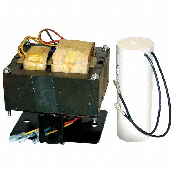 WOBBLE LIGHT Ballast Kit,Use With 2LTE9 - 5GEA2