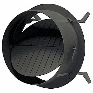 "Duct Start/Take Off Collar,8"" Duct Dia"