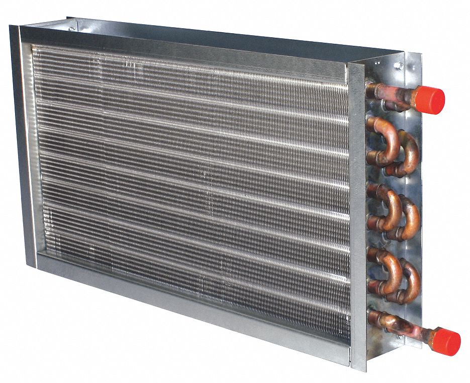 Liquid Heating And Cooling Coils