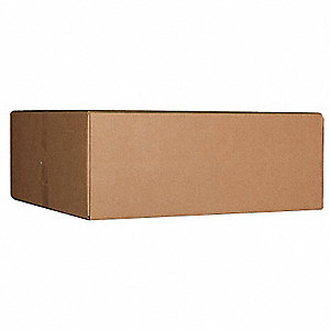 Shipping Carton,Brown,26 In. L,26 In. W