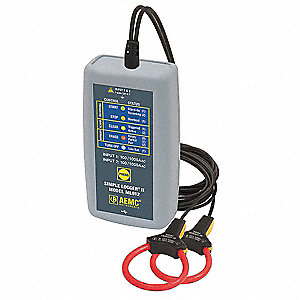 AC Current Logger,1000AAC,Integral Probe