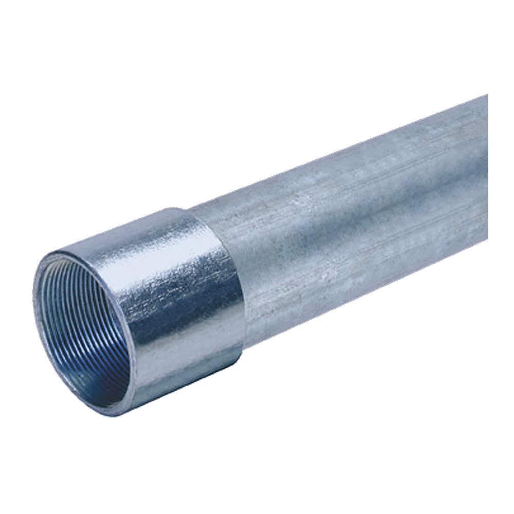 Rigid Galvanized Steel Conduit, Trade Size: 3