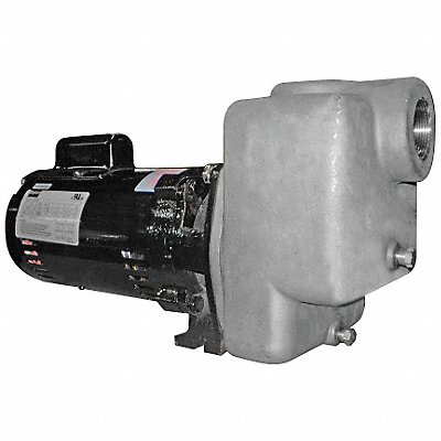 5GUP2 - Centrifugal Pump 1 HP ODP 1 Ph