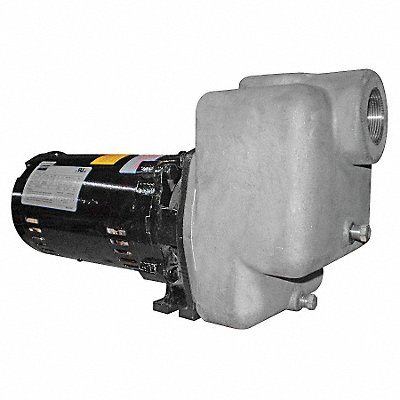 5GUP3 - Centrifugal Pump 1 HP ODP 3 Ph
