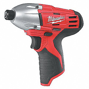 "1/4"" Hex Cordless Impact Driver, 12.0 Voltage, 850 in.-lb. Max. Torque, Bare Tool"