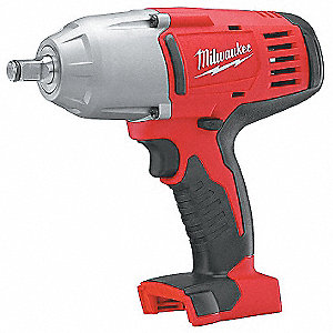 "1/2"" Friction Ring Cordless Impact Wrench, 18.0 Voltage, 450 ft.-lb. Max. Torque, Bare Tool"
