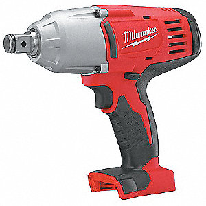 "3/4"" Friction Ring Cordless Impact Wrench, 18.0 Voltage, 525 ft.-lb. Max. Torque, Bare Tool"