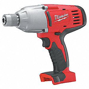 "7/16"" Hex Cordless Impact Wrench, 18.0 Voltage, 350 ft.-lb. Max. Torque, Bare Tool"