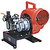 Air Powered Confined Space Fans and Blowers