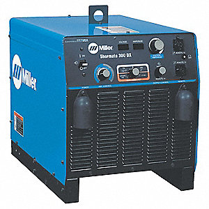 Multiprocess Welder, Shopmate 300DX Series, Input Voltage: 208/240, Stick, TIG, MIG