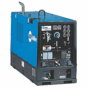 Engine-Driven Welder Generator, Big Blue Turbo Series, 64 HP Deutz TD 2011 L04
