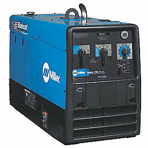 Engine-Driven Welder Generator, Bobcat 250 Diesel Series, 19 HP Kubota D722