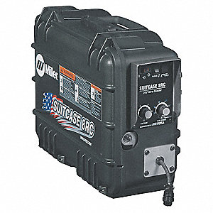 Wire Feeder Welders, Suitcase 12RC Series, Input Voltage: 24VAC
