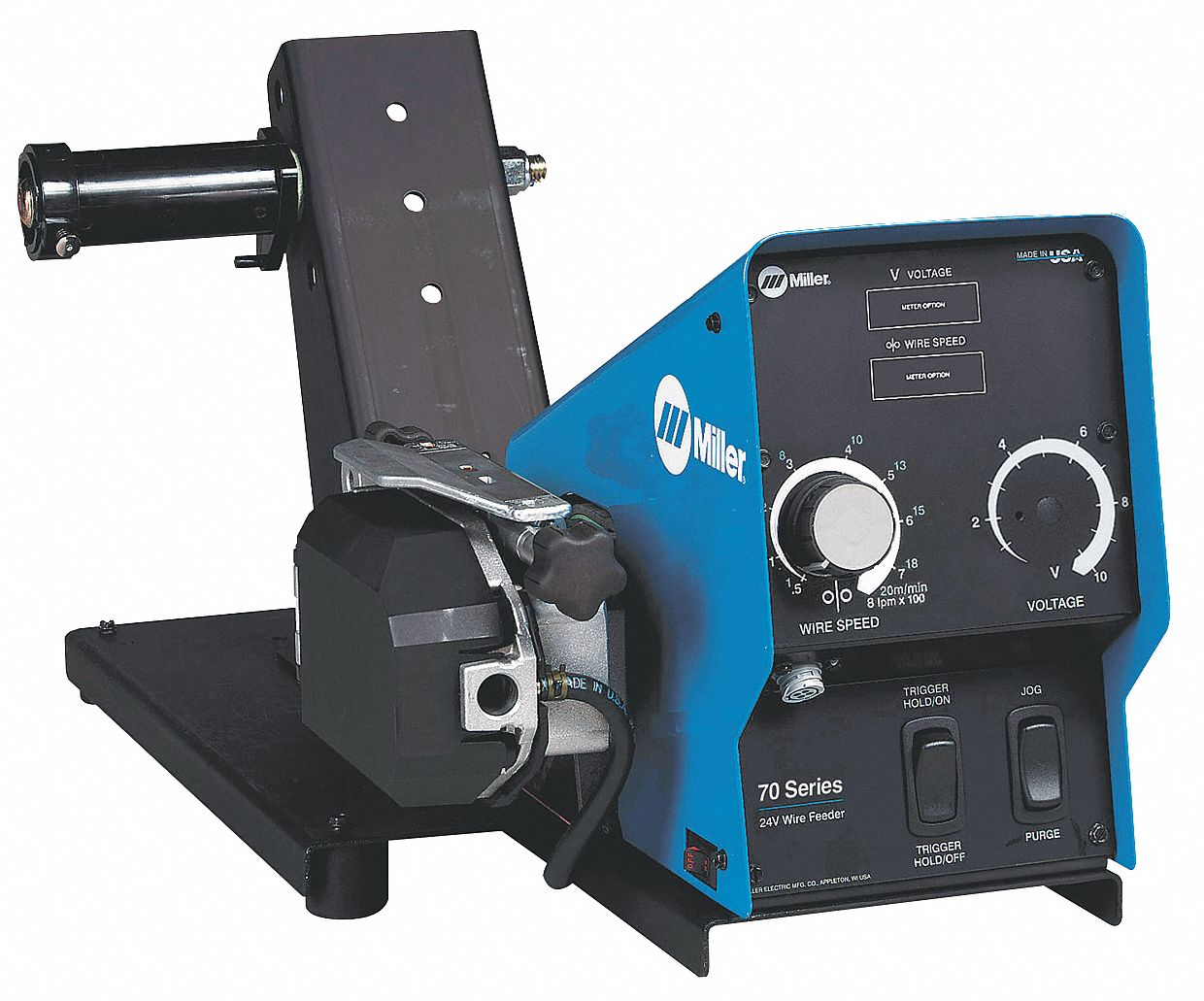 MILLER ELECTRIC S-74S (70 Series) Single-Wire Feeder - 5GWN6 951196 ...
