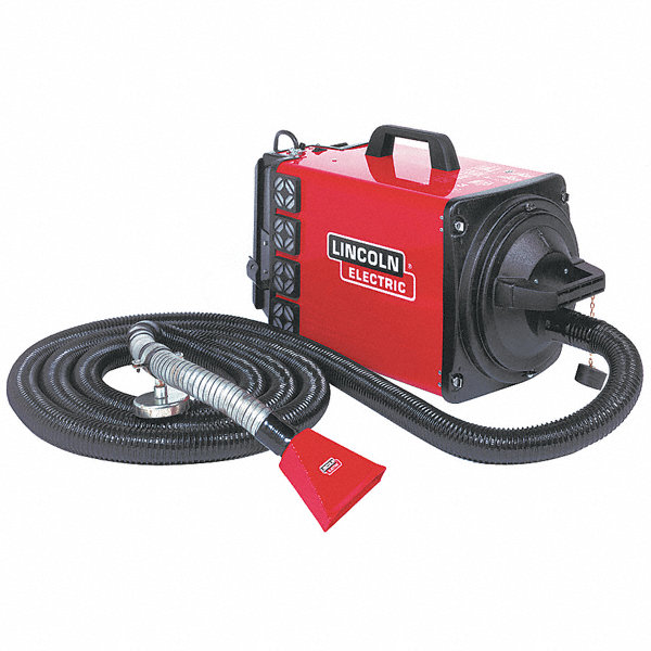 Lincoln electric portable fume extractor x tractor series for Lincoln electric motors catalog