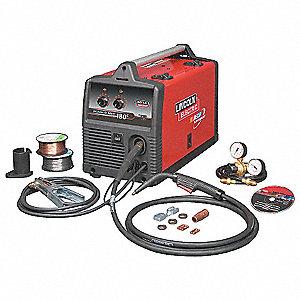 Lincoln Electric Mig Welder >> Lincoln Electric Mig Welder Power Mig 180c Series Input Voltage