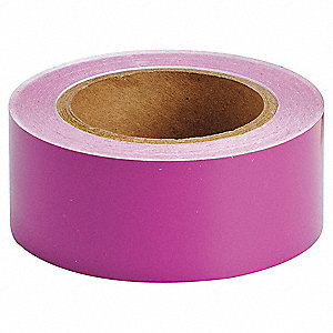 "Banding Tape, Purple, Vinyl, 2"" x 90 ft."