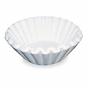 "9-3/4"" Basket Style Coffee Filters&#x3b; PK1000"