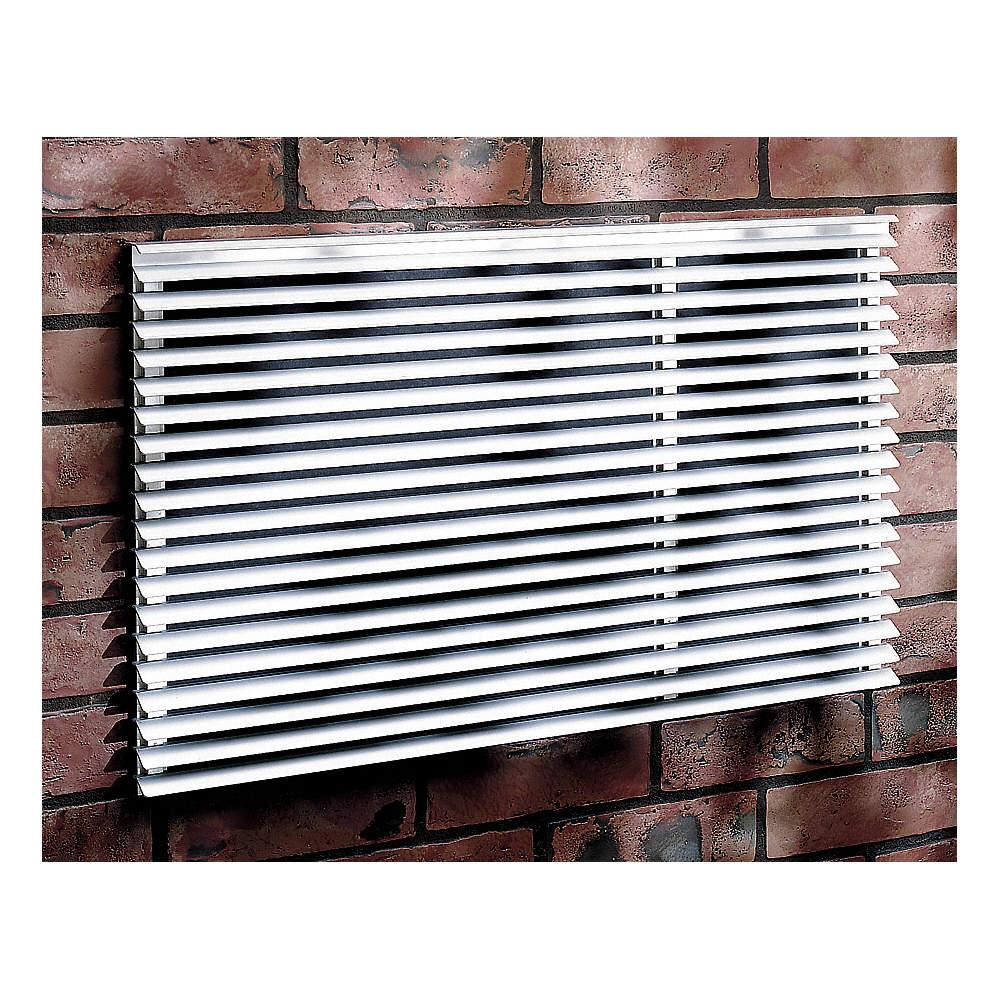 frigidaire architectural grille,anodized aluminum - 5h443|ea109t