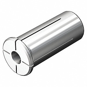 Cylindrical collets for Hydro-Grip