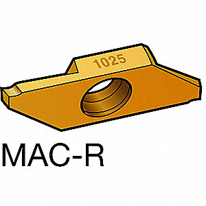 Carbide Parting Insert,MACR 3 200-R 1025