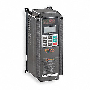 Variable Frequency Drive,10 Max. HP,3 Input Phase AC,240VAC Input Voltage
