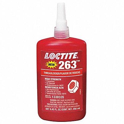 5HYH8 - Primerless Threadlocker 263 250mL Red