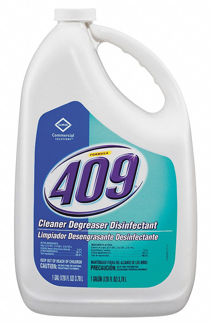 Cleaner/Degreaser,  128 oz Cleaner Container Size,  Jug Cleaner Container Type,  Unscented Fragrance