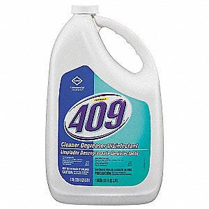 Cleaner/Degreaser, 128 oz. Jug, Unscented Liquid, Ready to Use, 4 PK
