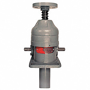 Ball Screw Actuator,2 Ton,6 In TVL