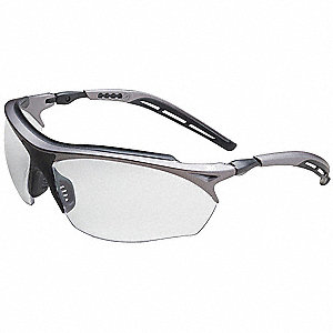 Maxim™ GT Scratch-Resistant Safety Glasses, Indoor/Outdoor Lens Color